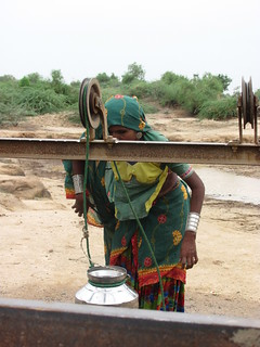 Water security - wells (Source: Amrtha Kasturi Rangan)