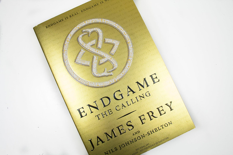 Endgame: The Calling - James Frey and Nils Johnson-Shelton cover