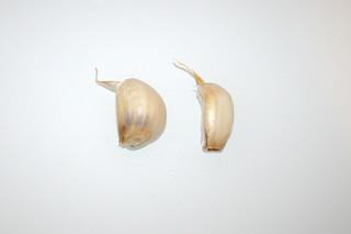 04 - Zutat Knoblauch / Ingredient garlic