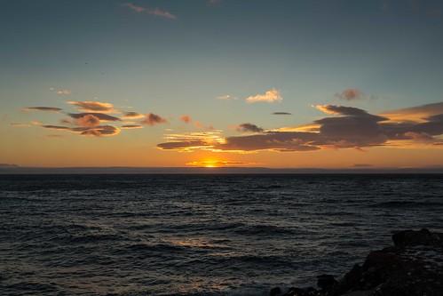 sky sun norway sunrise norge nationalgeographic finnmark porsanger porsangerfjord sortvik einarschioth ytresortvik