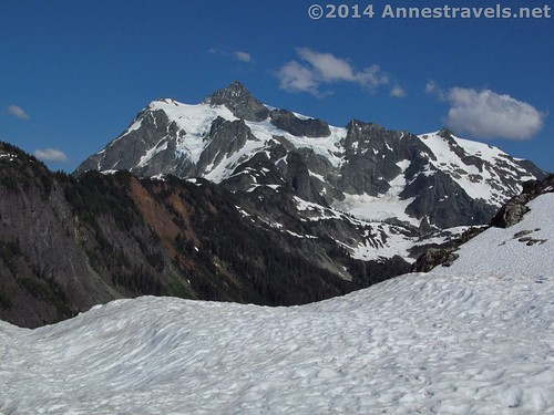 Mt. Shuksan from Artist Point, Mount Baker-Snoqualmie National Forest, Washington