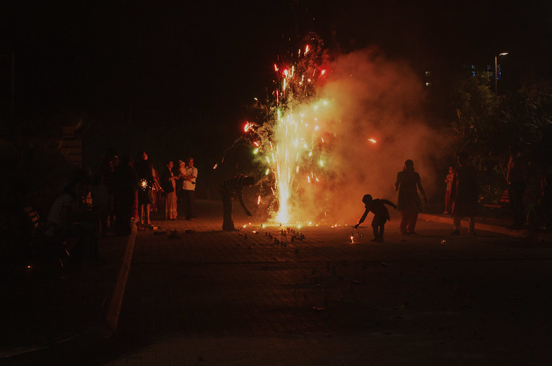 Clicks from Diwali night
