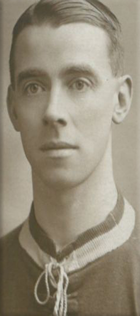 picture of Jerry Dawson Burnley Goalkeeper