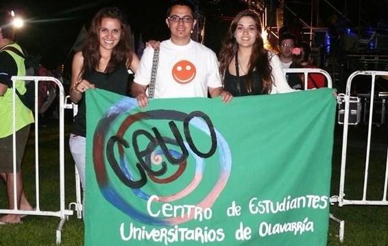 El Centro de Estudiantes Universitarios de Olavarría debe abandonar su sede