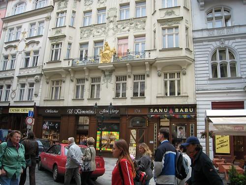 Prague, May 2009