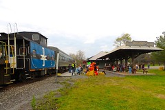 ADIX Halloween Train - Remsen Depot3