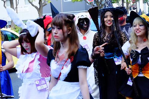 Kawasaki Halloween parade 2014 40