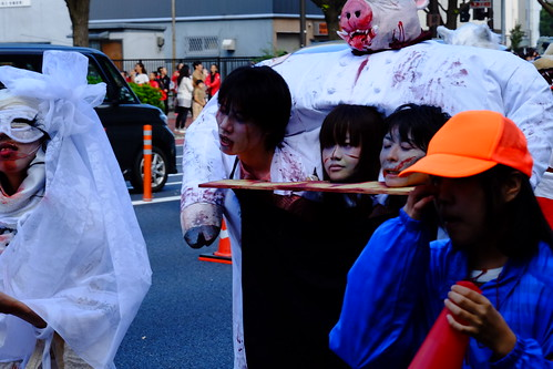 Best horror award Kawasaki Halloween parade 2014 34