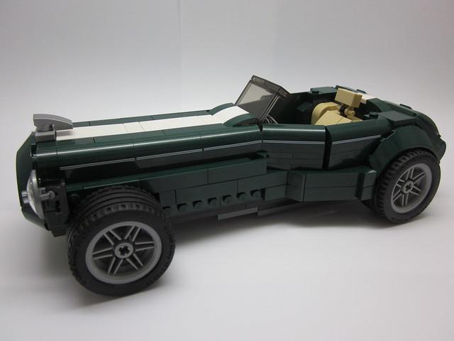 Classic F1 (Mini Cooper Alt Build)