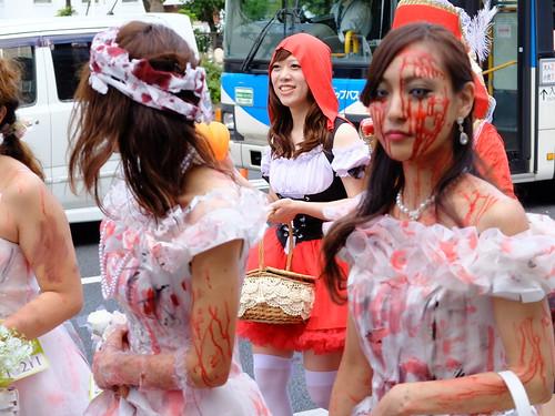 Kawasaki Halloween parade 2014 79