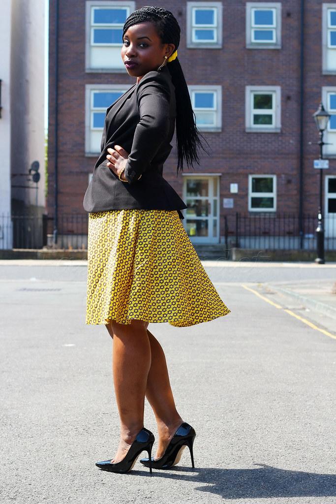 High-waist-A-line-shape-ankara-kitenge-chitenge-african-print-skirt-with-blazer-office-chic,High waist A-line shape skirt, High waisted A-line shape skirt, flared skirt styles, ankara flared skirt styles, kitenge flared skirt styles, chitenge flared skirt styles, African print flared skirt styles, ankara flared skirt styles, High waisted A-line shape ankara skirt, High waisted A-line shape kitenge skirt, High waisted A-line shape chitenge skirt, High waisted A-line shape African print skirt, ankara A-line skirt, kitenge A-line skirt,chitenge A-line skirt, African print A-line skirt, kitenge High waisted skirt, ankara High waisted skirt, chitenge High waisted skirt, African print High waisted skirt, A-line skirts