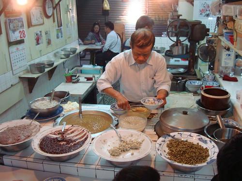 台南小吃。攝影:李育琴