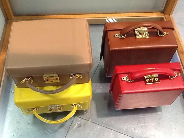Mark Cross bags