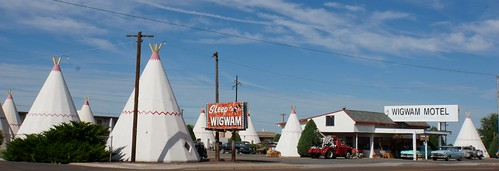 Wigwam Motel - Route 66, Holbrook, Arizona