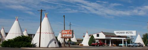 Wigwam Motel - Route 66, Holbrook, Arizona