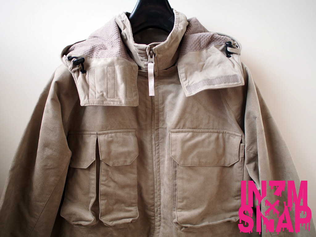 GOODENOUGH | FIELD JACKET
