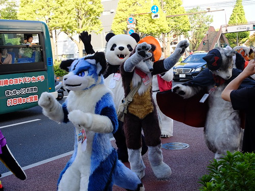 Kawasaki Halloween parade 2014 127