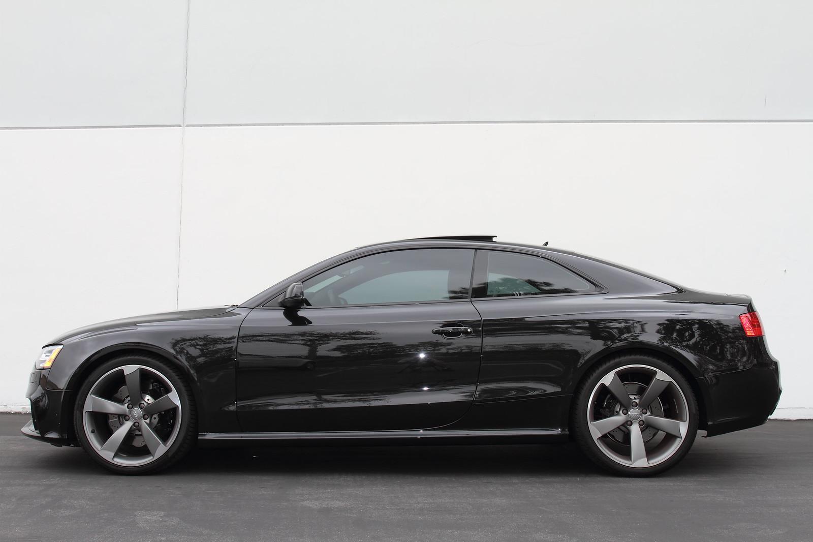 Car Picker - black audi Rs5
