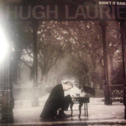 New Music. #HughLaurie #DidntItRain #Blues #Jazz #Piano #2LP #LP #Record #Vinyl #VinylAddict #NowSpinning
