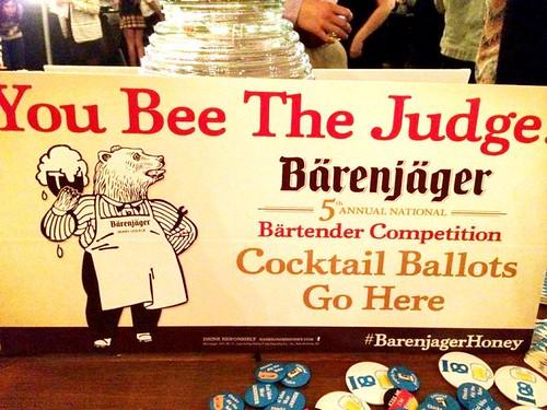 Bärenjäger Bartending Competition (3)