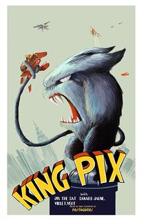 PixTheCat_Art_KingPix