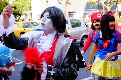 Kawasaki Halloween parade 2014 179