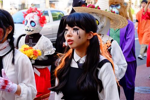 Kawasaki Halloween parade 2014 176
