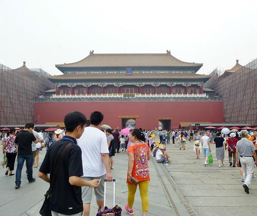 Beijing-Cité Interdite-Porte du Midi (3)