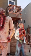 Zombie Lawncare: Halloween