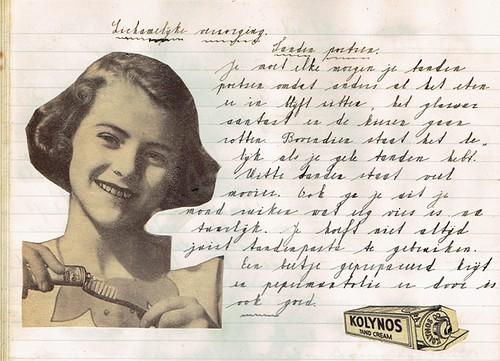Plakboek Nederlandse MeisjesClub (NMC), jaren '30