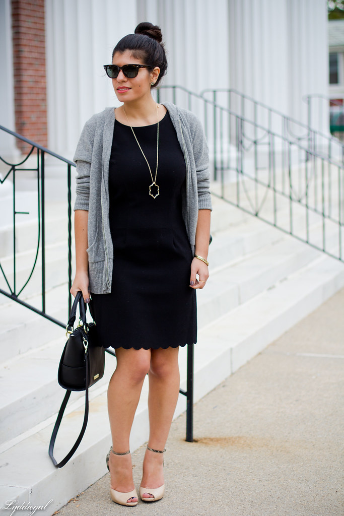 black scalloped dress, cashmere hoodie.jpg