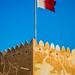 Qatar Flag by Girish Veetil