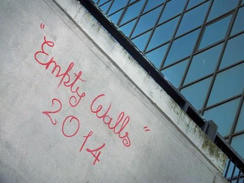 Empty Walls 2014: Zed1