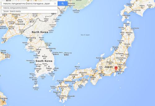 Japan idol พาทัวร์ญี่ปุ่น ตอน ของขึ้นชื่อเมือง ฮาโกเนะ