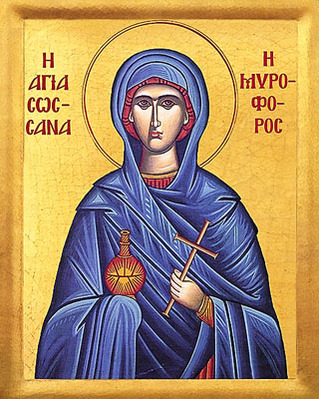 Sfanta Mironosita Susanna
