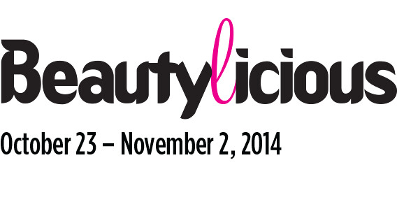 beautylicious logo, beauty event, bloor-yorkville, yorkville, spa