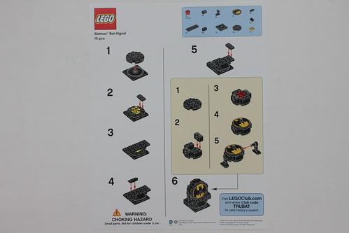 LEGO DC Comics Super Heroes Toys R Us Bat-Signal