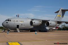 03-3123 - F-130 P-123 - USAF - Boeing C-17A Globemaster III - Fairford RIAT 2006 - Steven Gray - CRW_1920