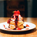 201 Cafe Restaurant_草莓丹麥塔