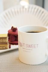 Coffee, Tout Sweet Patisserie, San Francisco