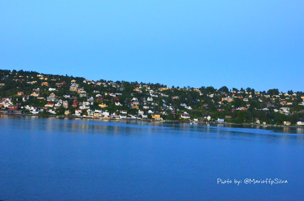 Viaje en Ferry de Oslo a Frederikshavn XXXIV