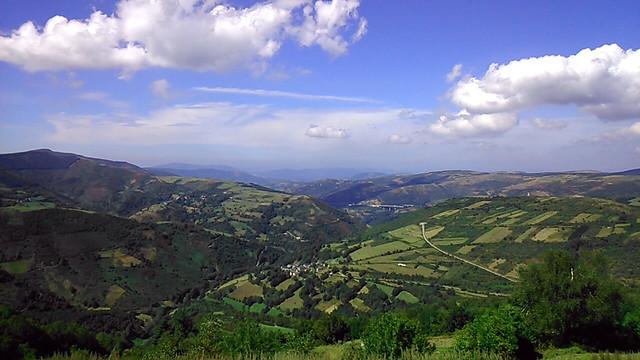 Camino de Santiago - O Cebreiro