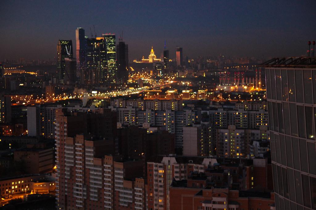 Москва бейсджампинг