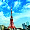 Tokyo Tower from the road #yisfs #tokyo #tokyotower