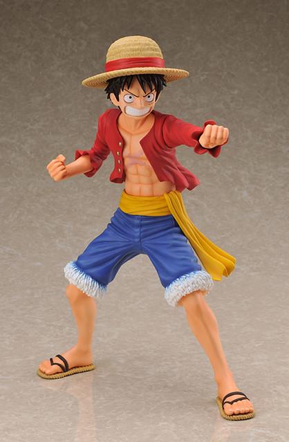 [X-Plus] Gigantic Series | One Piece - Luffy 1/4 15590316891_71bce4e61b_z