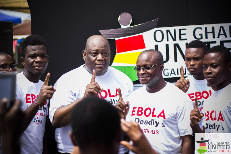One Ghana United Against Ebola-46