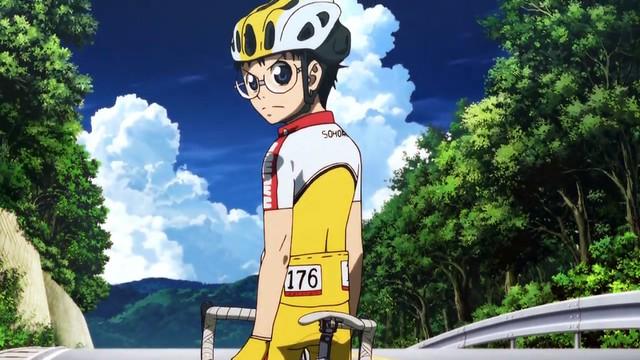 Yowamushi Pedal ep 33 - image 09