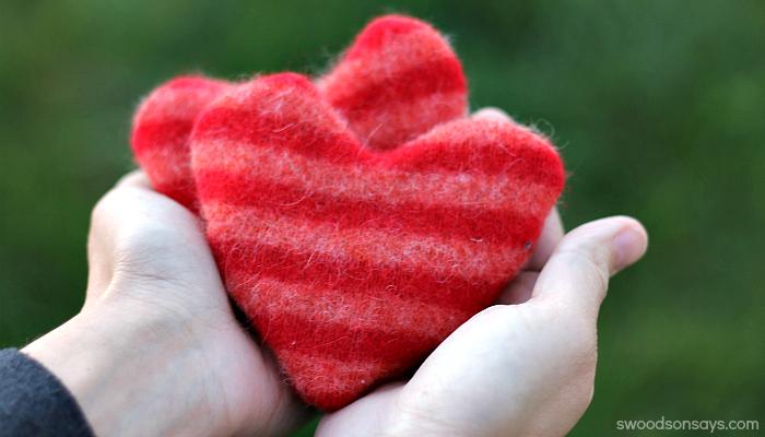Heart Handwarmers
