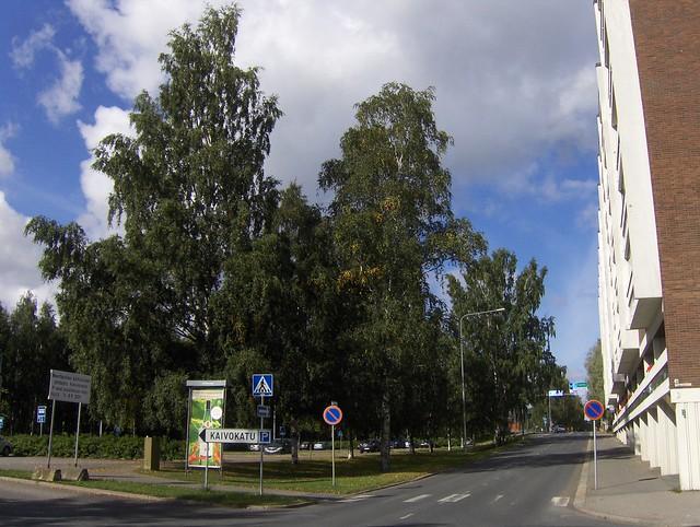 Hämeenlinnan moottoritiekate ja Goodman-kauppakeskus: Työmaan lähtötilanne 4.9.2011 - kuva 6