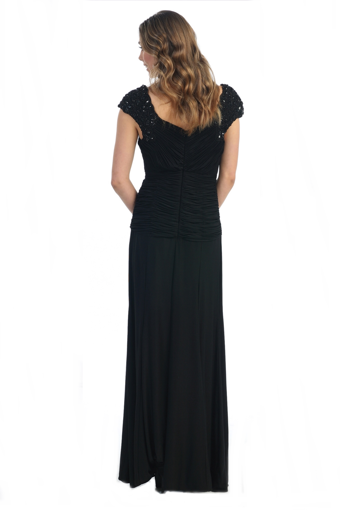 Young Mother Of The Bride Dresses Plus Size 72